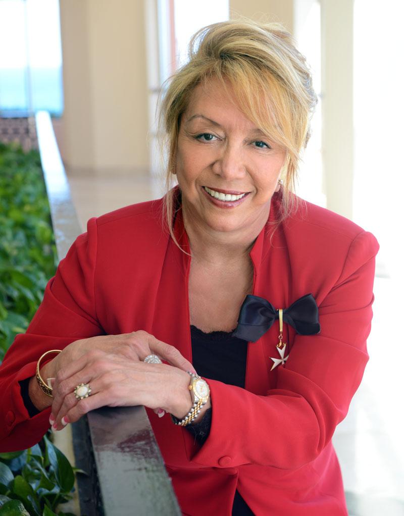 Dame Doria (DC) Cordova